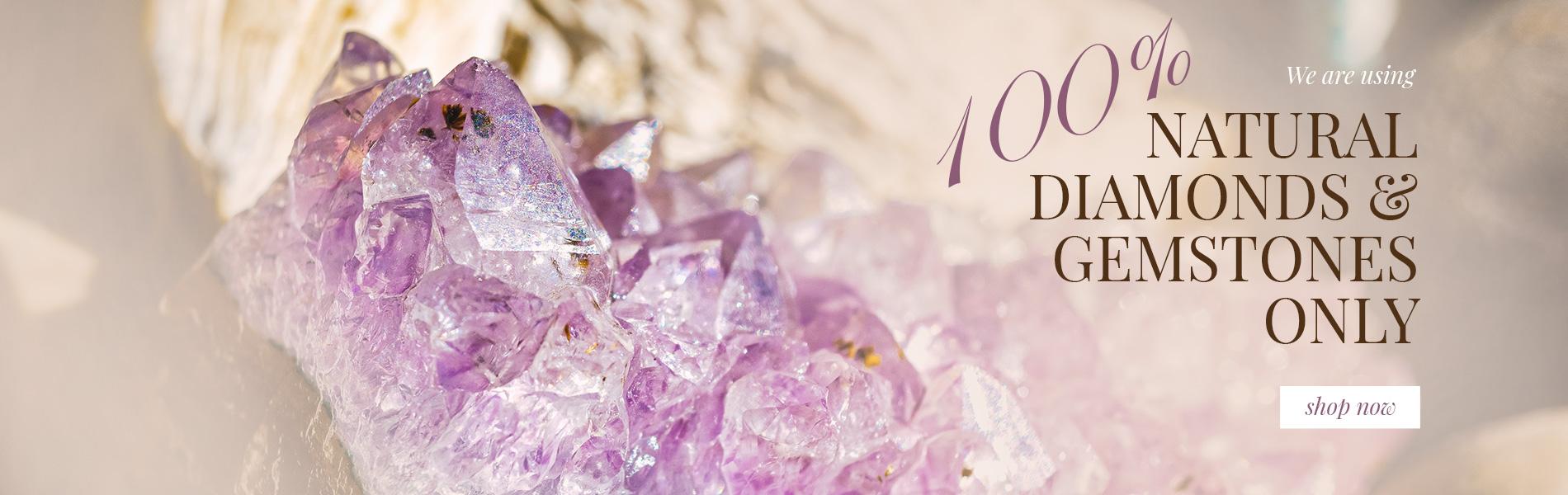 Natural Diamond & Gemstones