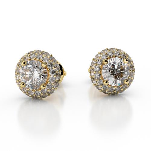 Diamond Earrings Stunning Diamond Earrings UK