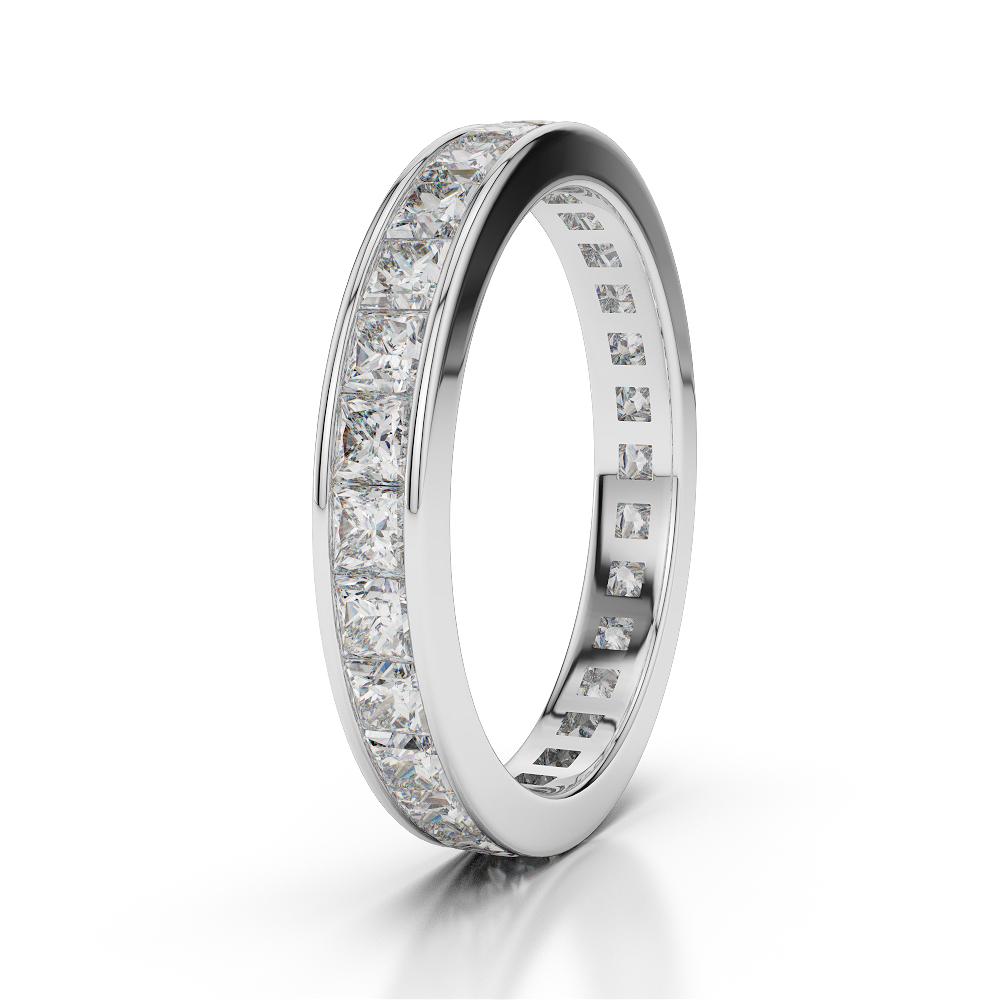 Tanzanite Kt White Gold Ring Q